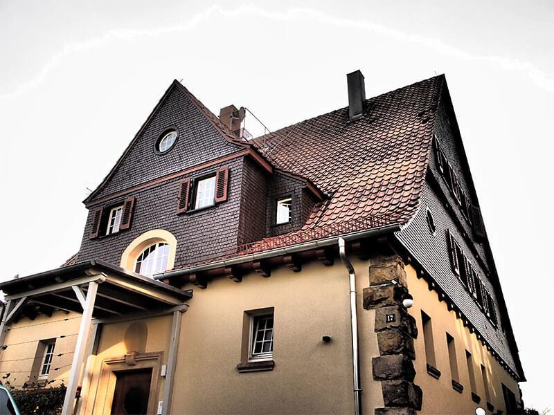 Föhrberg Haus Tübingen Akademische Verbindung Föhrberg