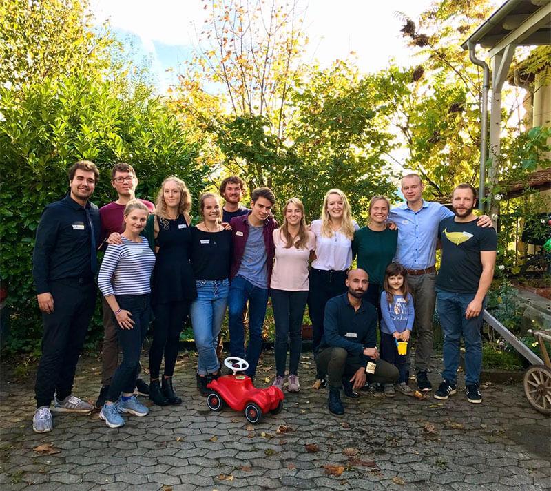 Die Aktivitas des Föhrberg Tübingen sind Studentinnen und Studenten aus verschiedenen Fachrichtungen