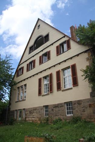 Föhrberghaus in Tübingen als Kindertagsesstätte
