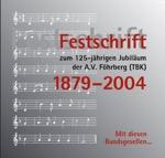 Föhrberg Festschrift Jubiläum